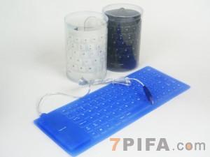 85键防水硅胶软键盘