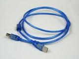 1.5米 USB标准2.0 打印线[全铜带磁环]