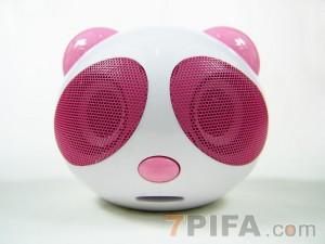 WS-666 大熊猫插卡带收音电脑音响