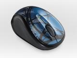 [彩色花纹]M305 罗技NANO笔记本型无线光学鼠标[原装正品,全国联保]