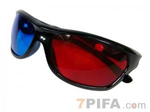 3D 立体眼镜[红\蓝]