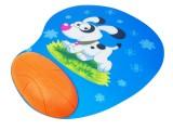 篮球护腕图案鼠标垫