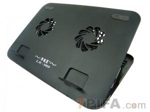 LX-989 冷冻王超薄七级调高散热垫