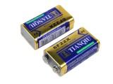 [正品]9V 天球6F22-1D碱性特种电池