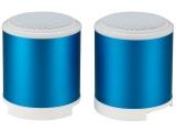 X320 蓝悦铝合金笔记本型小音箱[特价]