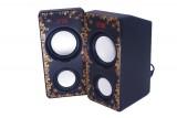 268 台式笔记本电脑音响多媒体迷你小音箱便携usb2.0低音炮