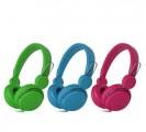 乐彤米2 mp3 手机 可爱时尚 重低音耳机(可以语音通话
