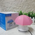 七彩变色蘑菇小音箱