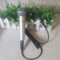 DM-401 得星有线话筒家庭会议功放音响KTVK歌有线话筒