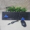 汇佰硕-7600 游戏键鼠套装
