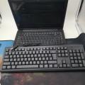 1.8米USB平键帽电脑商务键盘