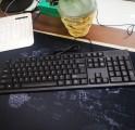 KB-01 中性USB有线键盘