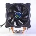 六铜管12寸双风扇CPU散热风扇